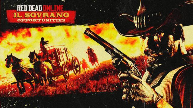 Esta semana en Red Dead Online.