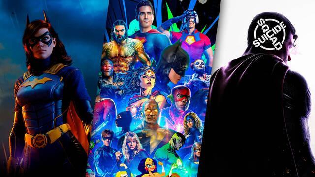 Suicide Squad y Gotham Knights en DC Fandome