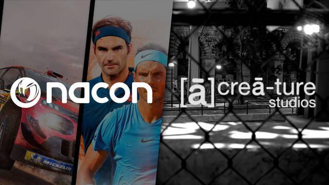 Nacon compra a Crea-Ture Studios de Session