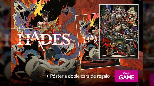 Reserva Hades en GAME España