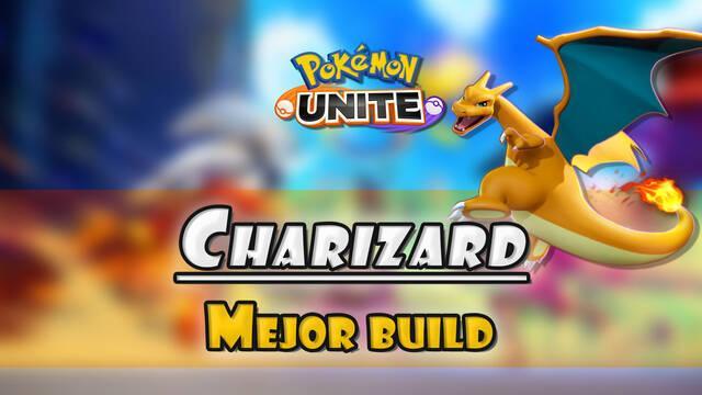 Charizard en Pokémon Unite: Mejor build, objetos, ataques y consejos
