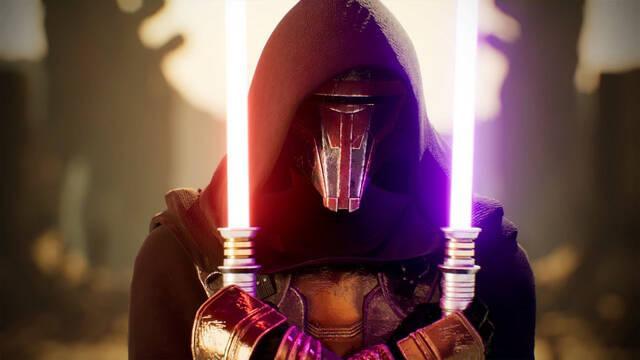Así de impresionantes son las cinemáticas de Star Wars: Knights of the Old Republic en Unreal Engine 5.