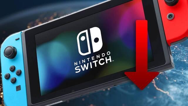 Caen las ventas de Switch en el primer semestre de 2021.