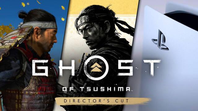 Todas las mejoras de Ghost of Tsushima: Director's Cut en PS5.