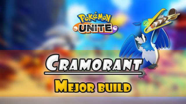 Cramorant en Pokémon Unite: Mejor build, objetos, ataques y consejos