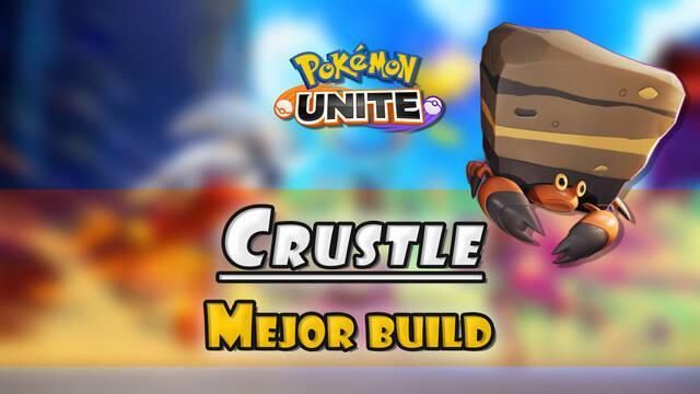Crustle en Pokémon Unite: Mejor build, objetos, ataques y consejos