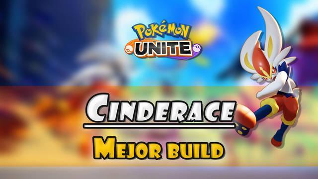 Cinderace en Pokémon Unite: Mejor build, objetos, ataques y consejos