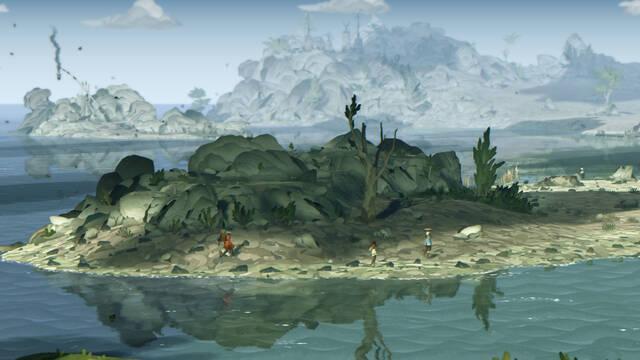 Nuevo vídeo de Book of Travels, que llega el 30 de agosto a Steam en acceso anticipado.