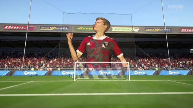 Nuevos detalles del Modo Carrera de FIFA 22.