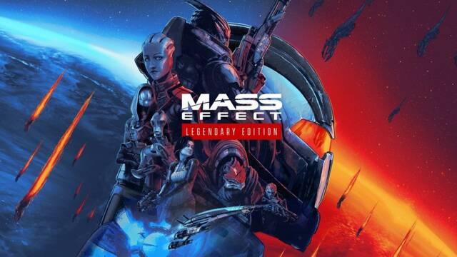 Mass Effect: Legendary Edition ha superado las expectativas de EA