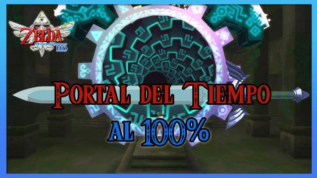 Portal del Tiempo al 100% en The Legend of Zelda: Skyward Sword HD