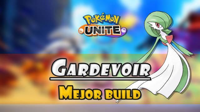 Gardevoir en Pokémon Unite: Mejor build, objetos, ataques y consejos