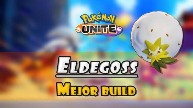 Eldegoss en Pokémon Unite: Mejor build, objetos, ataques y consejos
