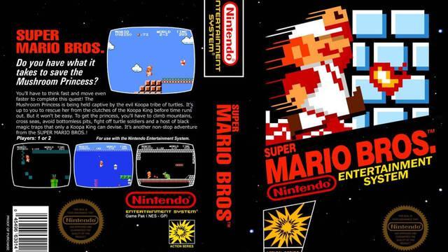 Venden un Super Mario Bros. por 2 millones de dólares, convirtiéndose en el juego más caro del mundo