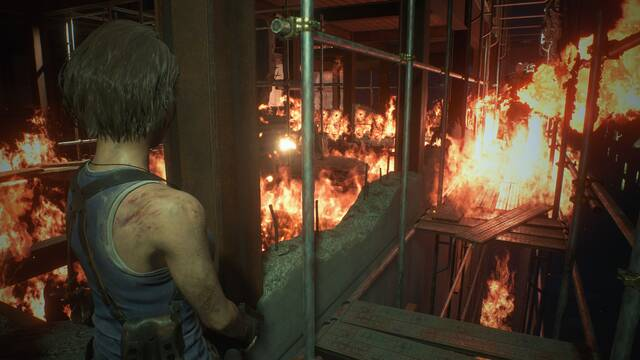 Resident Evil 3 Remake Rendimiento Xbox One X parche