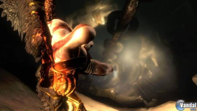 Más imágenes de God of War III