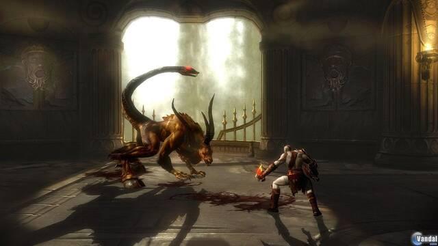 E3: Nuevas imágenes de God of war III