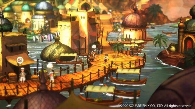 Bravely Default 2 Nintendo Switch Fecha de lanzamiento