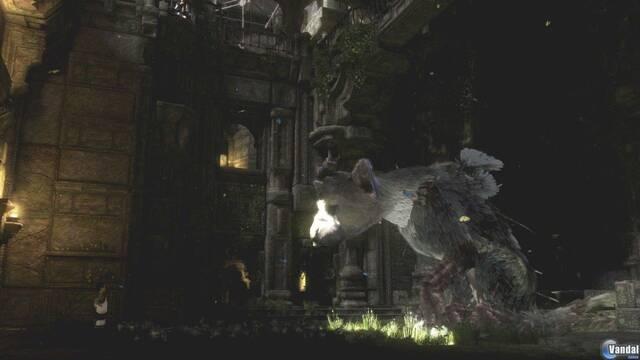 E3: Primeras imágenes de The Last Guardian
