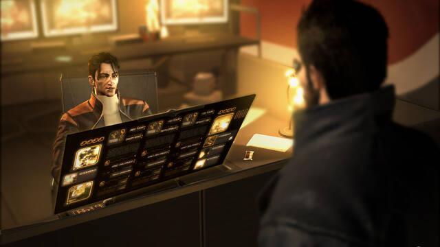 Nuevas imágenes de Deus Ex: Human Revolution