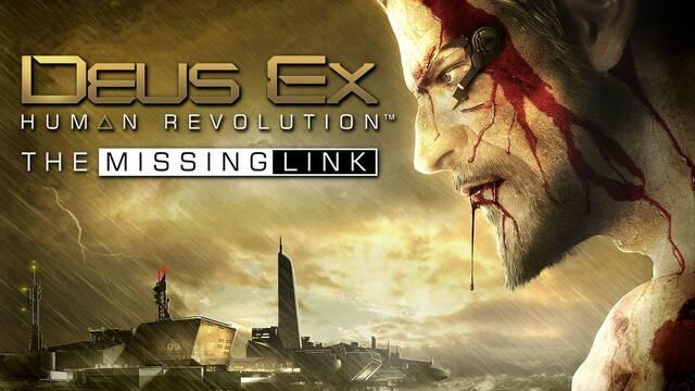 Primer tráiler e imágenes de El Eslabón Perdido, el nuevo contenido descargable para Deus Ex: Human Revolution