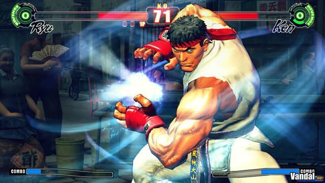 Street Fighter IV entre los nuevos juegos retrocompatibles para Xbox One