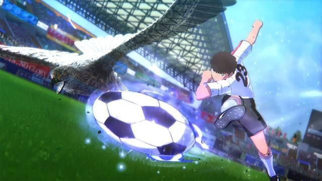 Captain Tsubasa: Rise of New Champions más de medio millón de copias vendidas