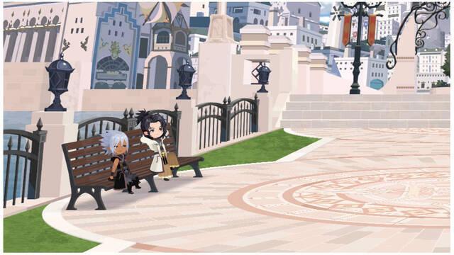 El juego de Kingdom Hearts para móviles estrena imágenes
