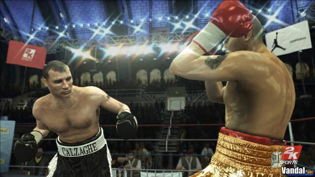 Primeras imágenes de Don King Presents: Prizefighter