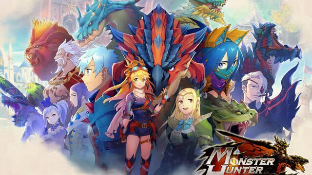 Monster Hunter Riders, juego de Capcom para iOS y Android