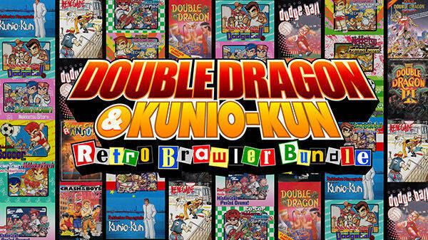 Double Dragon & Kunio-kun Retro Brawler Bundle llegará a América el 20 de febrero.