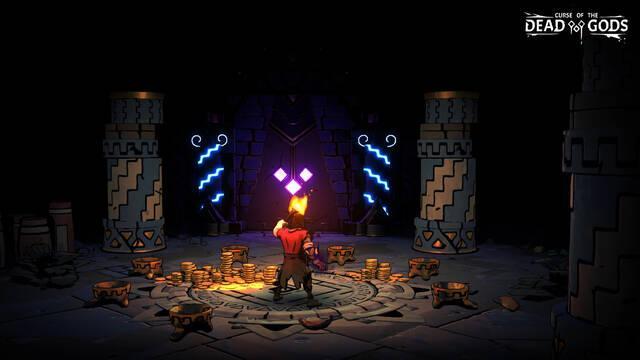 Curse of the Dead Gods fija su lanzamiento para el 23 de febrero