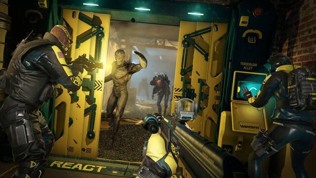 Rainbow Six Extraction gameplay contenidos