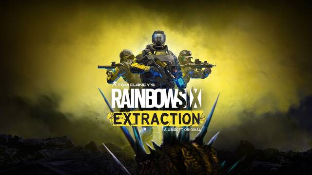 Rainbow Six Extraction fecha retraso