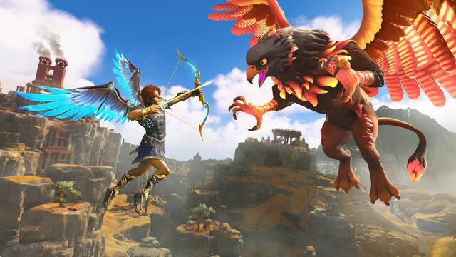 Los creadores de Immortals Fenyx Rising quieren convertir el juego en una saga