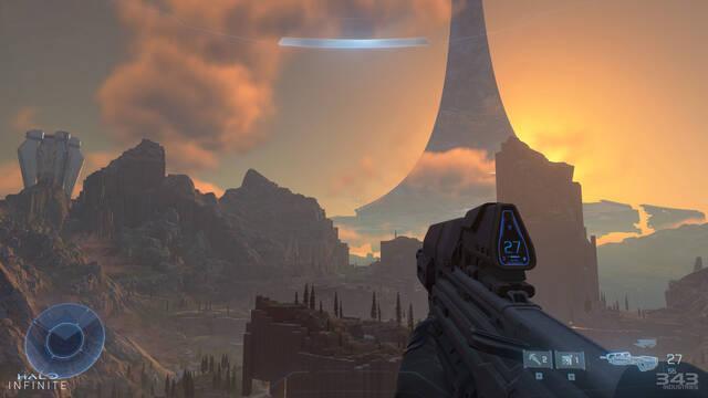 Halo Infinite Gameplay Tráiler Xbox Games Showcase Xbox Series X