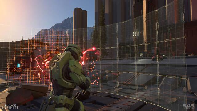 Halo Infinite cooperativo pantalla partida