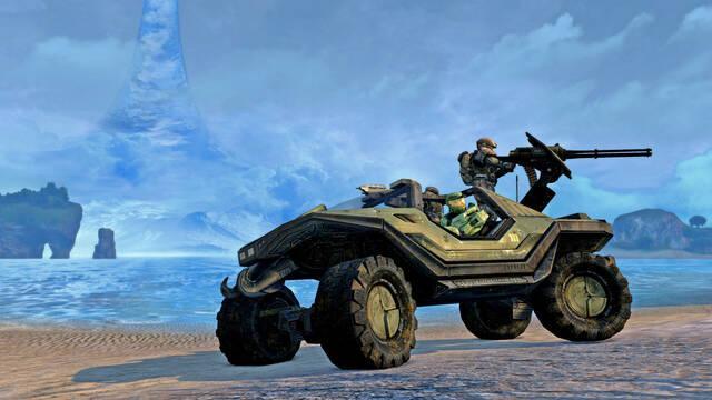 Halo Combat Evolved PC mejoras visuales