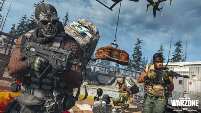 Call of Duty Warzone millones de jugadores