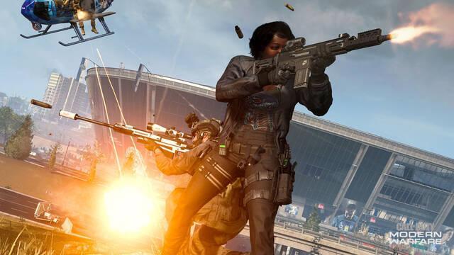 Activision ha expulsado permanentemente a casi medio millón de jugadores de Warzone