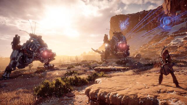 Horizon Zero Dawn vendió 700.000 unidades en su estreno en PC.