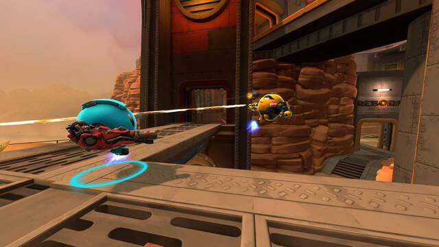 Diabotical lanzamiento en Epic Games Store