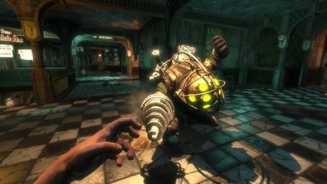 Bioshock Cloud Chamber Unreal Engine 5