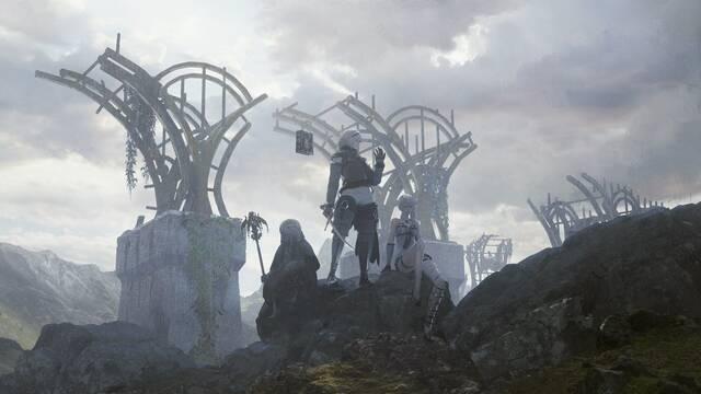 NieR Replicant, el remake del primer juego de la saga, nos llegará con textos en español
