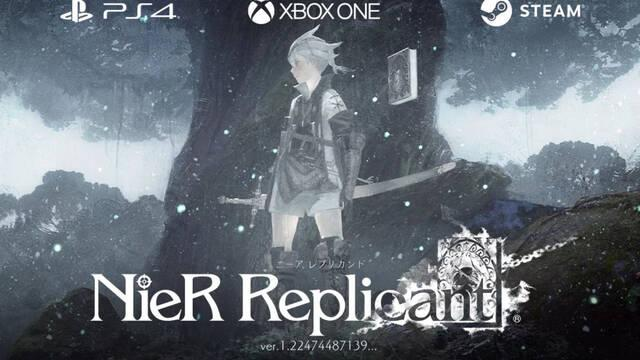 NieR Replicant se lanzará el 22 de abril en PS4 y Xbox One y el 24 de abril en PC.