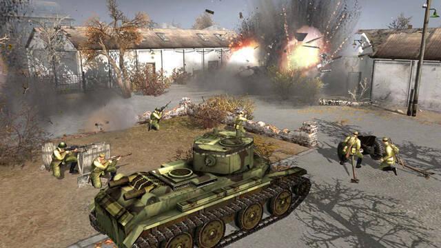 Anunciado Men of War, un juego de estrategia bélica para PC