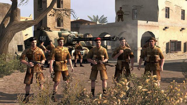 Nuevas imágenes de Men of War