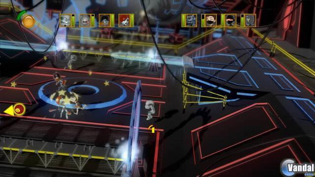 Nuevas imágenes de Pirates vs Ninjas Dodgeball