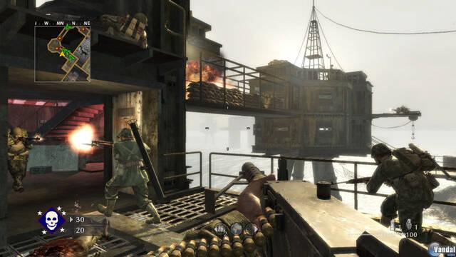 Primeras imágenes de los nuevos mapas de Call of Duty: World at War