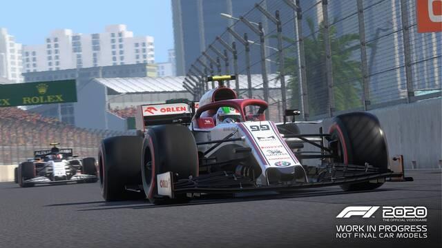 F1 2020 circuito Hanoi